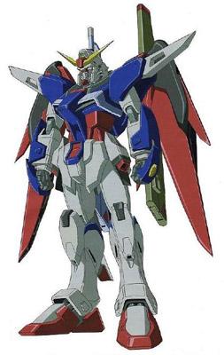 ZGMF-X24S Destiny Gundam