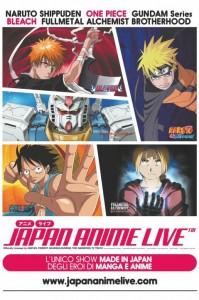 Japan Anime Live locandina