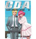 Char, cover, manga, Haman, scan, C.D.A., Char's Deleted Affair