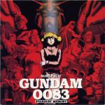Cover della colonna sonora di Gundam 0083