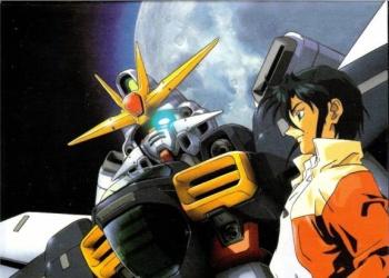 Garrod Ran ed il Gundam Double X
