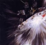 Cover della colonna sonora di Char's Counterattack