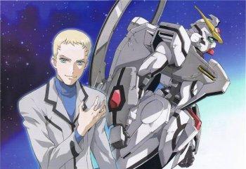 Sol Ryuune L'Ange ed il GSX-401FW Stargazer