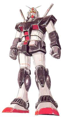 Gundam Rx-78 1