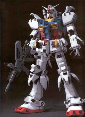 Gundam Rx-78-2 Perfect Grade